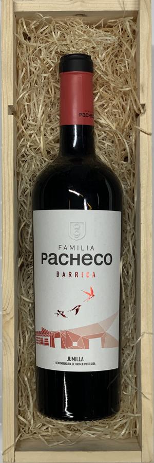 Pacheco Barrica