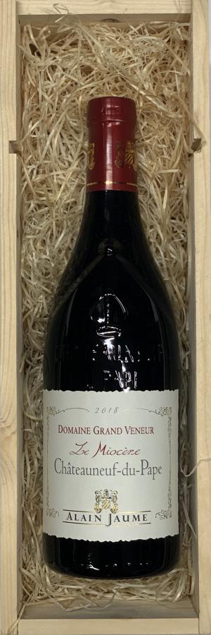 Châteauneuf du Pape rouge <br> Le Miocén